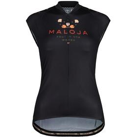 Maloja RubinieM. Top Maglietta da ciclismo senza maniche Donna, nero